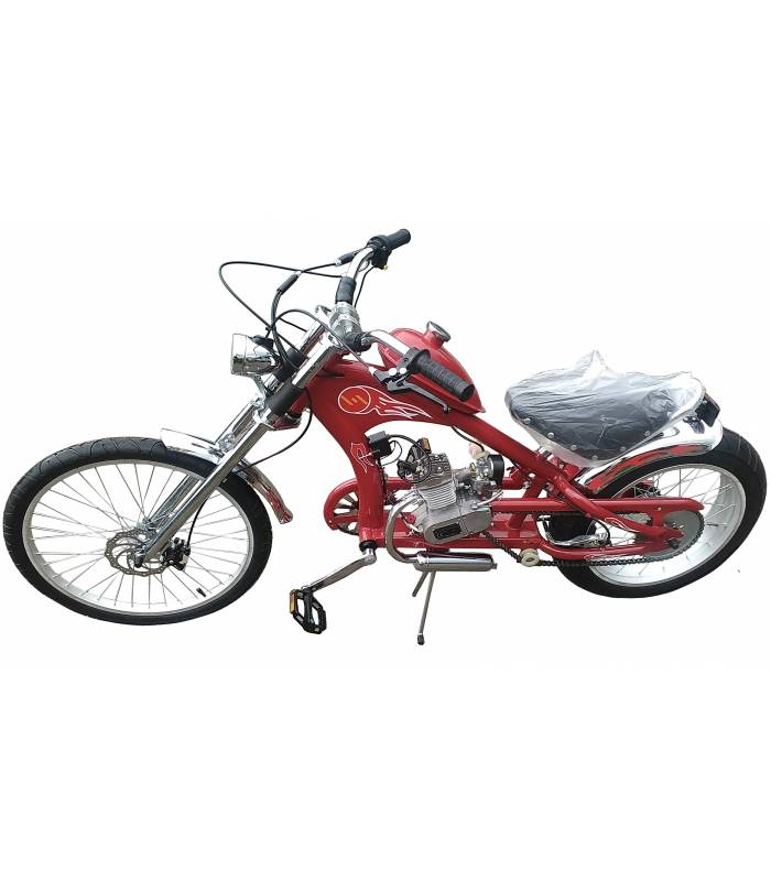 Motokolo Chopper 80cc red