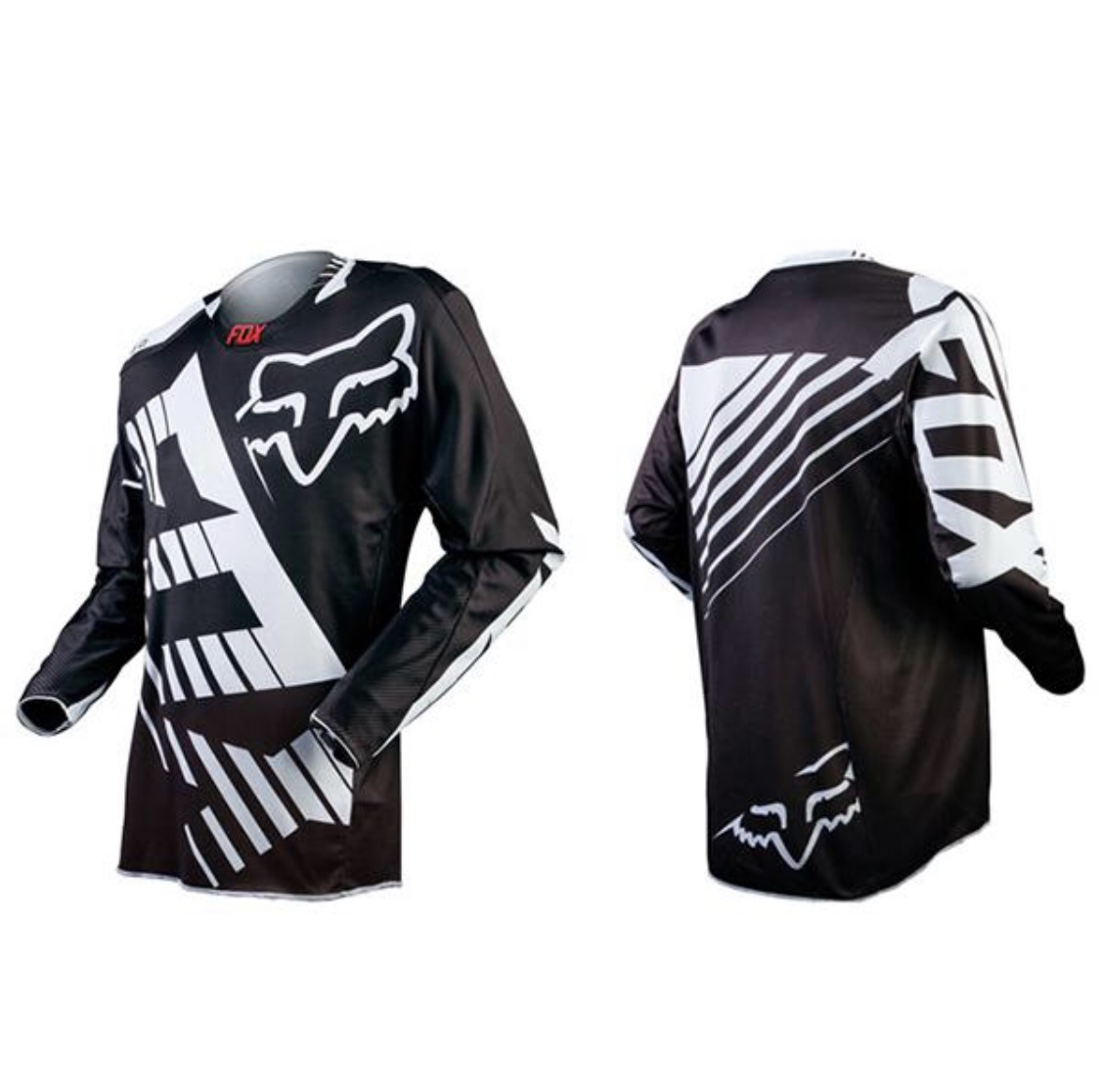 ff9bccf3b19 Motodres FOX černo-bílý