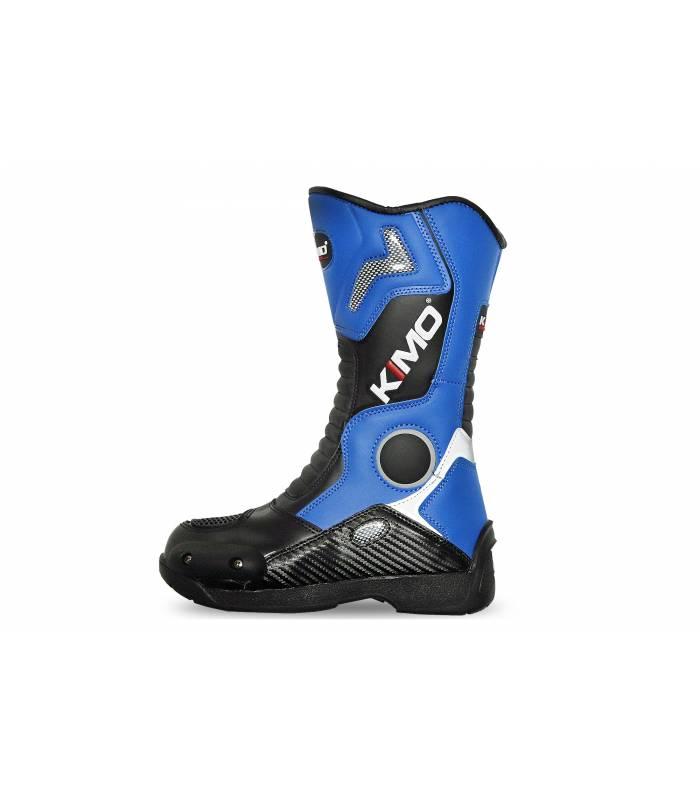Motokrosové boty KIMO dětské modré vel. 32-38 9784ee9fa8