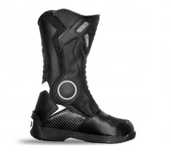 Dětské boty na motokros Kimo černé 2a259ef493