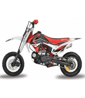 Pitbike XMOTOS XB87 140cc red