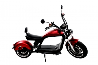 Elekrokoloběžka Chopper XR08 60V/2000W 30Ah red