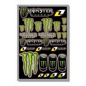 Polepy Monster Energy