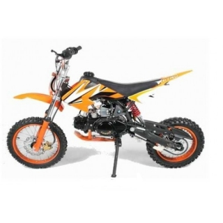 Pitbike Loncin 17/14, 125ccm orange